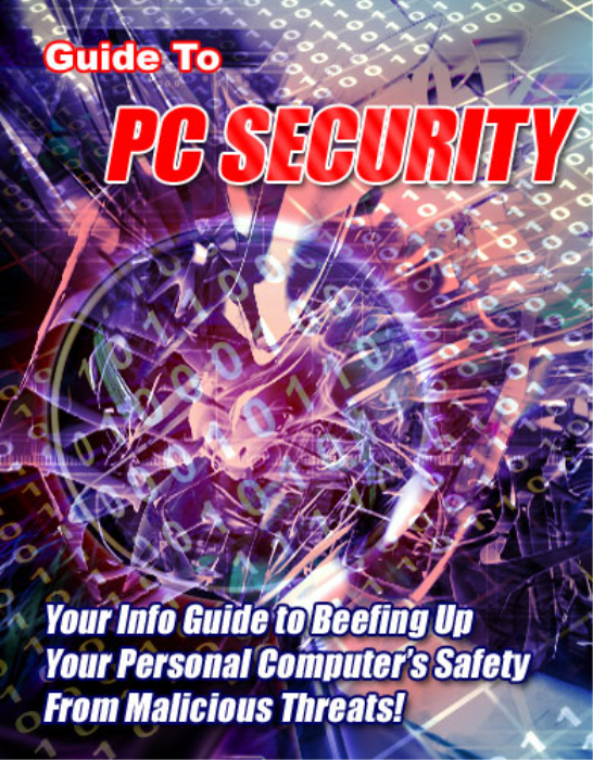First Additional product image for - Guide To PC Security