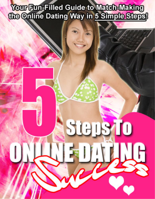 First Additional product image for - 5 Steps To Online Dating Success
