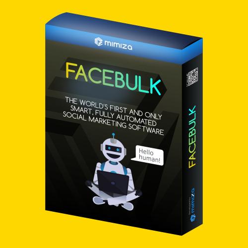 First Additional product image for - FaceBulk - Facebook Page Bulk Messages Sender