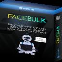 FaceBulk - Facebook Page Bulk Messages Sender | Software | Business | Other