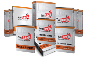 Youtube Channel Income | eBooks | Business and Money