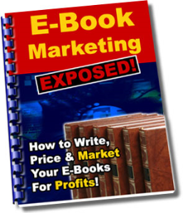 e-book marketing exposed!