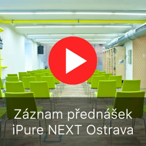 Balik vsech prednasek z konference iPure NEXT Ostrava 2019 | Movies and Videos | Educational