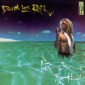 david lee roth crazy from the heat (1985) (warner bros. records) (4 tracks) 320 kbps mp3 ep