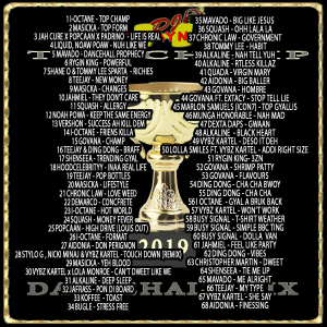 top champ dancehall 2019
