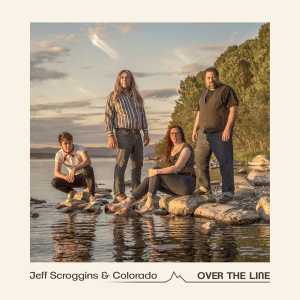 Patuxent CD 325 Jeff Scroggins & Colorado - Over the Line | Music | Country