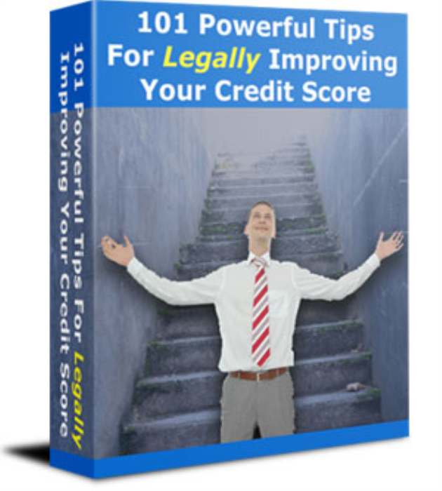 First Additional product image for - 101 Powerful Tips For Legally Improving Your Credit Score