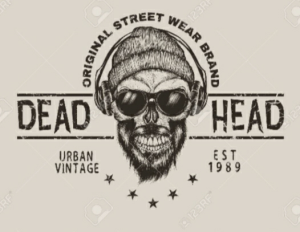 dead head mobile case