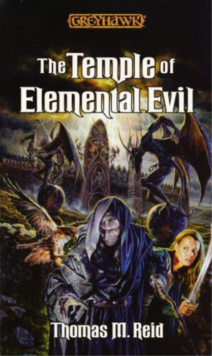 First Additional product image for - The Temple of Elemental Evil