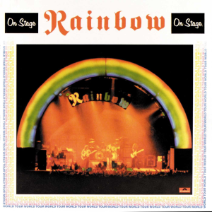 RAINBOW On Stage (1999) (RMST) (POLYDOR RECORDS) (6 TRACKS) 320 Kbps MP3 ALBUM | Music | Rock