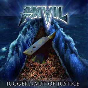 ANVIL Juggernaut Of Justice (2011) (THE END RECORDS) (12 TRACKS) 320 Kbps MP3 ALBUM   Music   Rock