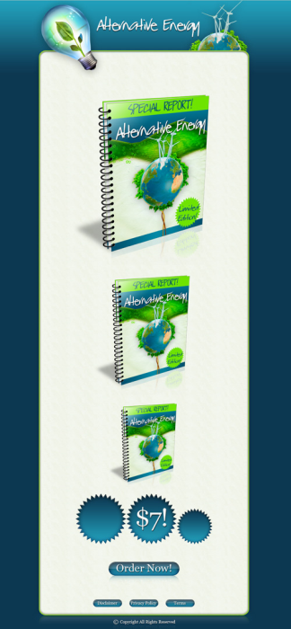 Second Additional product image for - Alternative Energy