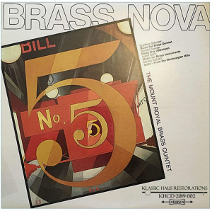 brass nova - the mount royal brass quintet