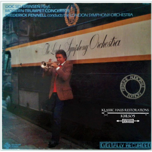 doc severinsen plays modern trumpet concertos