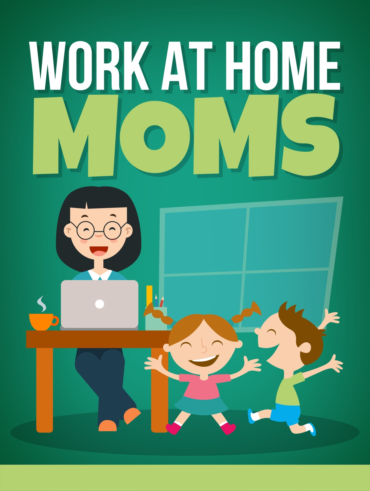 First Additional product image for - Work At Home Moms
