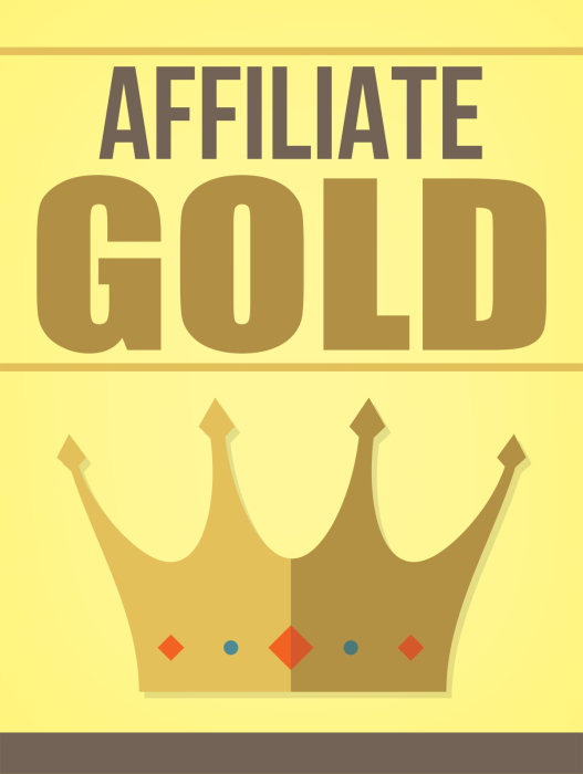 First Additional product image for - Affiliate Gold