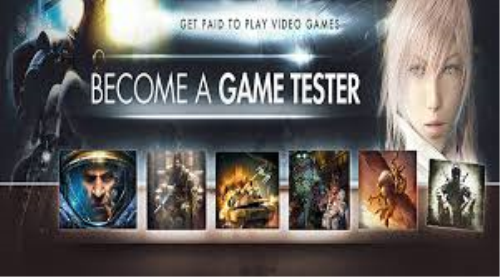 Second Additional product image for - Video Game Tester Jobs | Get Paid To Play Games!