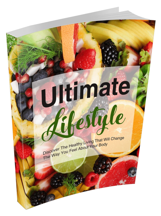 First Additional product image for - Ultimate Lifestyle