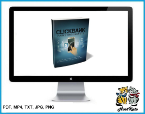 ClickBank Marketing Secrets | eBooks | Reference