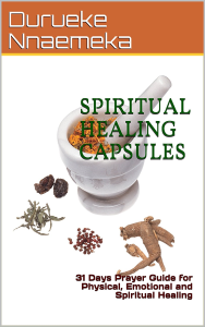 spiritual healing capsules