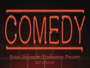 $17,000.00 | Movies and Videos | Comedy