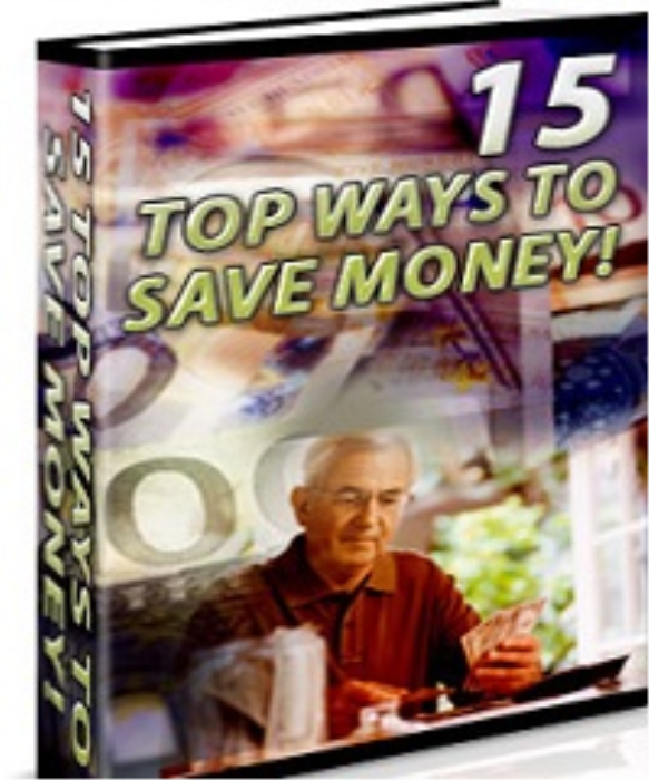 Second Additional product image for - 15 Ways To Save Money