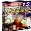 15 Ways To Save Money   eBooks   Business and Money
