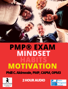 pmp exam mindset habits motivation