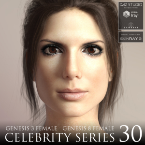 celebrity series 30 for genesis 3 and genesis 8 female