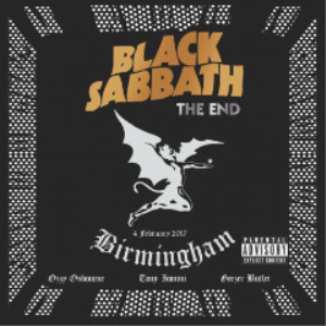 black sabbath - the end live (2017) [2cd download]