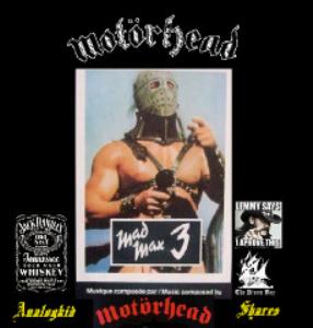 Motorhead - Mad Max 3 (2017) [2CD DOWNLOAD] | Music | Rock