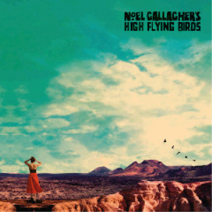 noel gallagher's high flying birds - who built the moon (2017) [cd download]