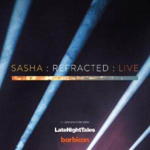 sasha - refracted live (2017) [2cd download]