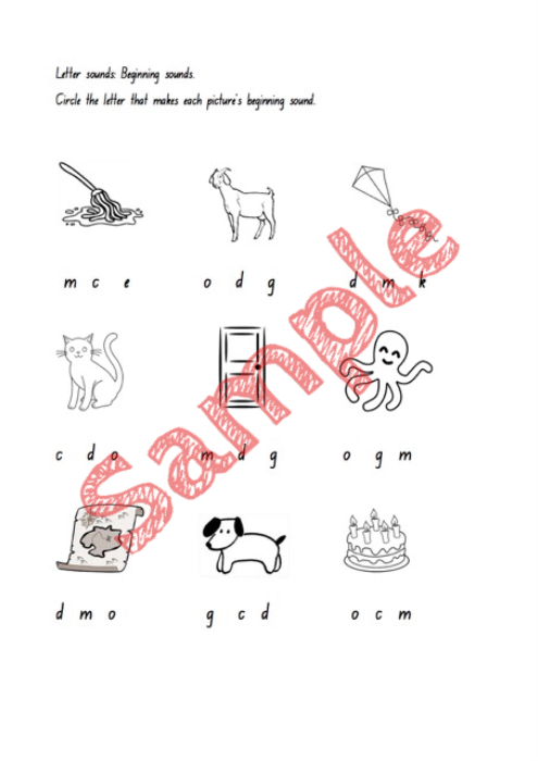 First Additional product image for - Level 1 Workbook (3-4)