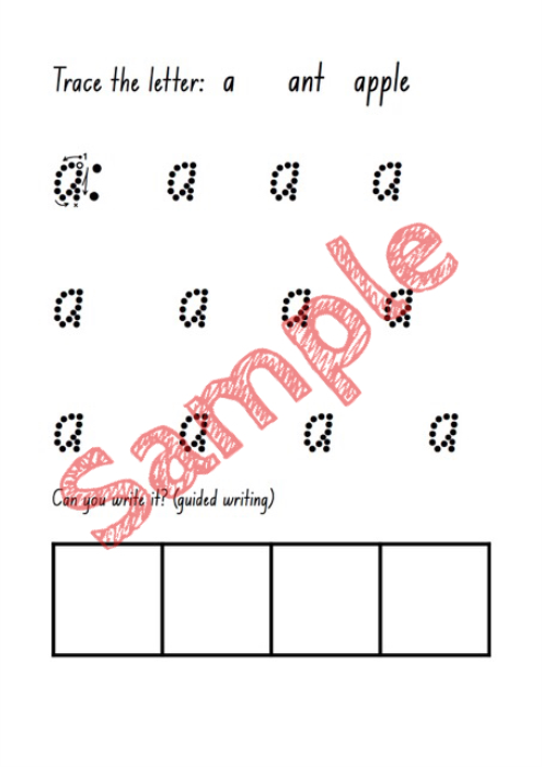 Second Additional product image for - Level 1 Workbook (3-4)