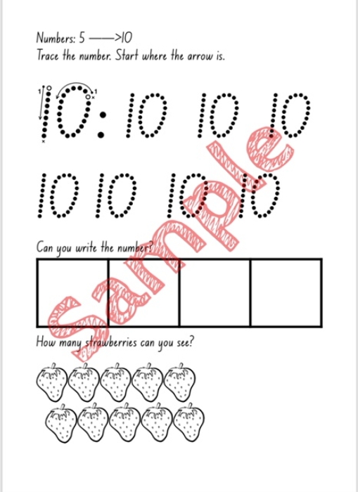 Fourth Additional product image for - Level 1 Workbook (3-4)