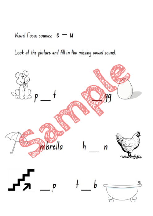 Third Additional product image for - Level 2 Workbook (4-5)