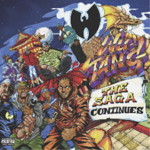 wu-tang clan - the saga continues (2017) [cd download]