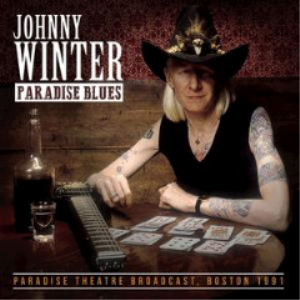 johnny winter - paradise blues (2018) [cd download]