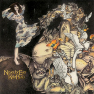 kate bush - never for ever (2018) [cd download]