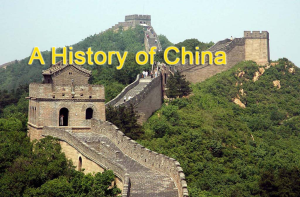 A History of China A History of China | eBooks | History