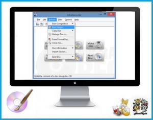 infrarecorder cd/dvd burning tool windows x32
