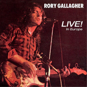 rory gallagher - live! in europe (2018) [cd download]