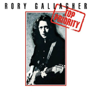 rory gallagher - top priority remastered (2018) [cd download]