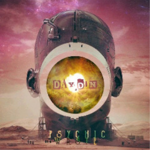 day din - psychic waste (2017) [cd download]