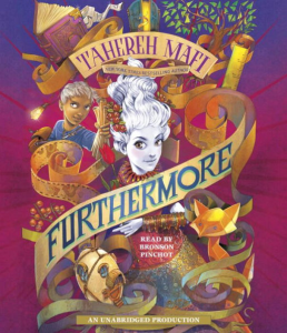FURTHERMORE By Tahereh Mafi (2016) (LISTENING LIBRARY) Unabridged 320 Kbps MP3 AUDIO BOOK | Audio Books | Children's
