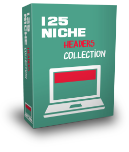 125 niche headers in .jpg format | Photos and Images | Miscellaneous