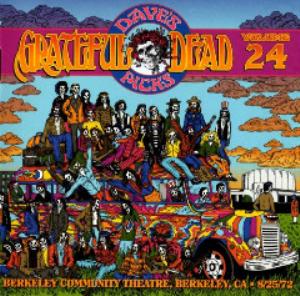 grateful dead - dave's picks volume 24 (2017) [3cd download]