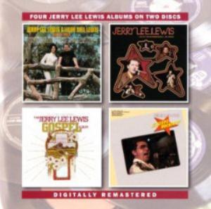 jerry lee lewis - in loving memories the jerry lee lewis gospel album keeps rockin' (2017) [cd download]