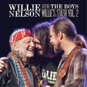 willie nelson - willie and the boys willie's stash vol. 2 (2017) [cd download]